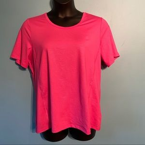 🛍3/$25 Women's pink champion quick dry top